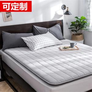 全棉防滑床垫保护垫1.8x2.0米垫被榻榻米加厚床褥子软垫1.2米定制