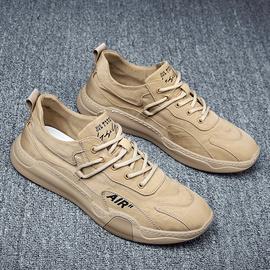 男鞋老北京冰丝布面鞋夏季韩版潮流百搭休闲板鞋透气低帮帆布鞋男图片