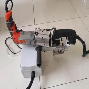 板材手动木工抽屉电动钻孔工具定位斜孔钻机器装修斜孔器气动水平