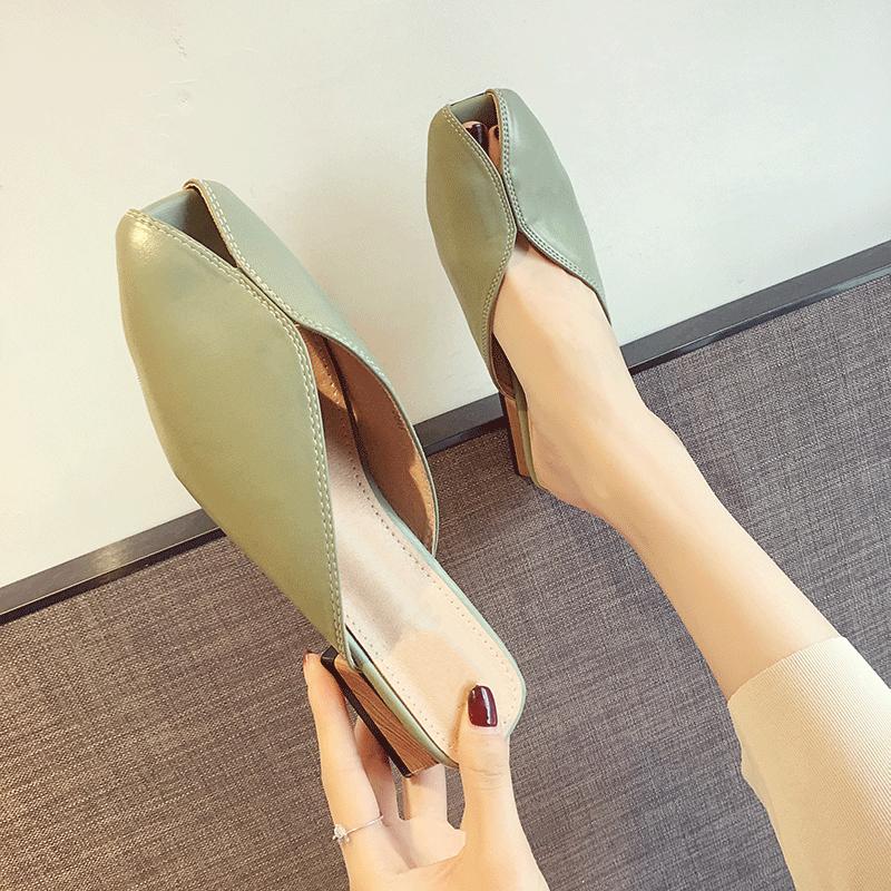 夏外穿2019新款网红时尚百搭凉拖鞋39.80元包邮