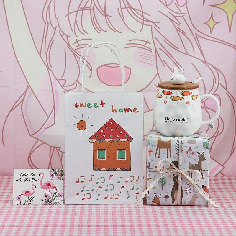 生日礼物女生闺蜜送同学女朋友情侣学生创意实用少女心可爱圣诞节图片