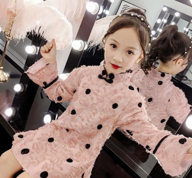 中童2019甜美洋气夏装夏天女童裙子(用27.16元券)