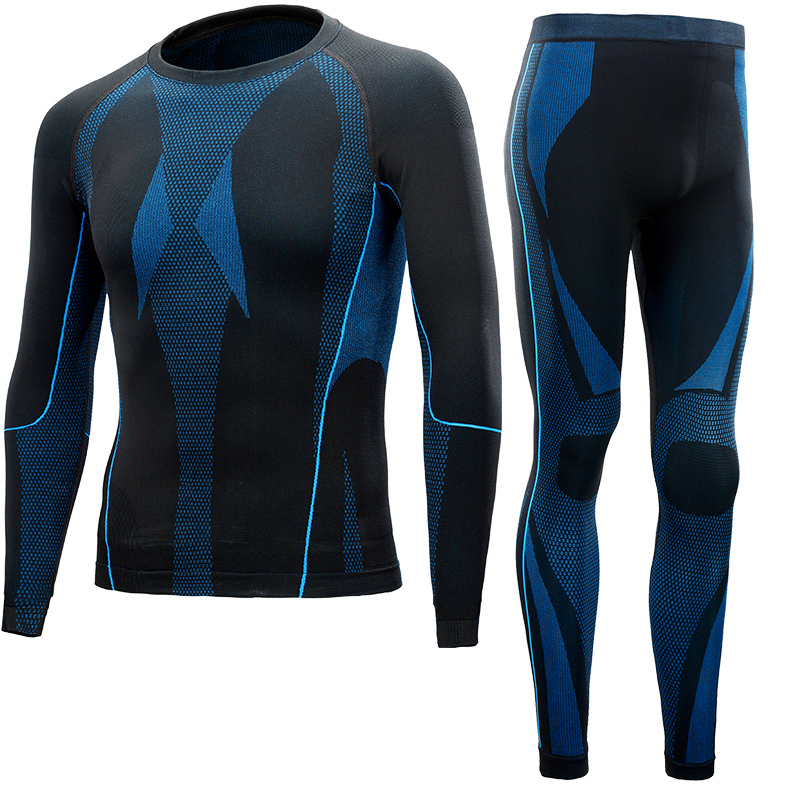 Outdoor sports running thermal underwear for men and women