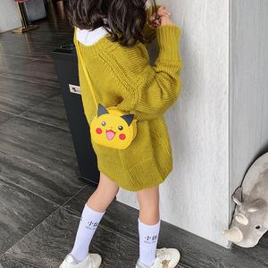 儿童包包女可爱卡通女童小挎包宝宝背包洋气时尚小女孩包包斜挎包