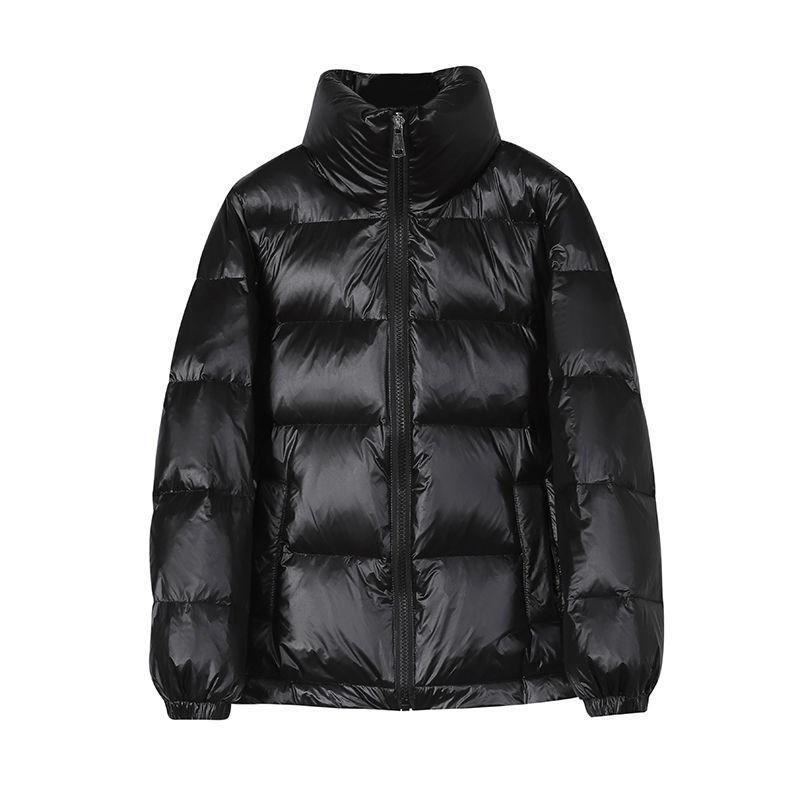 加厚羽绒棉服女短款2020冬季新款女装爆款时尚立领韩版小个子外套