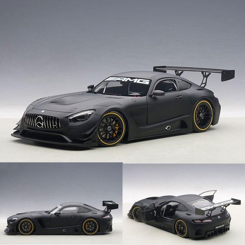 Gift car model autoart 1:18 Mercedes Benz AMG GT3