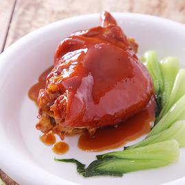 王府邦瑞红烧蹄髈600g猪蹄酱肘子蹄膀肉类熟食卤味美食半成品菜肴图片