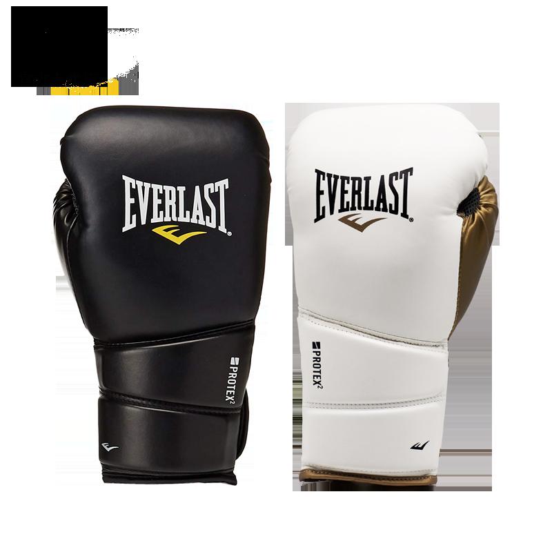 everlast protex2男女散打拳击手套