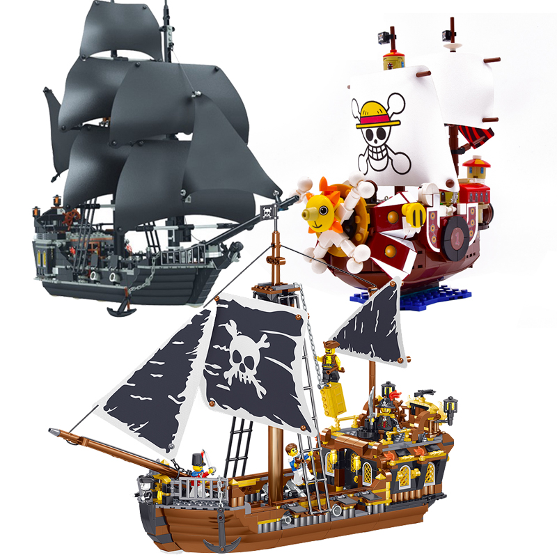 。 LEGO official website authentic pirate ship Caribbean Pirate series pirate king Black Pearl cannon assembly building block