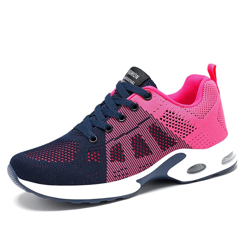 老北京布鞋女夏季新款老人鞋中老年健步鞋软底防滑舒适妈妈运动鞋