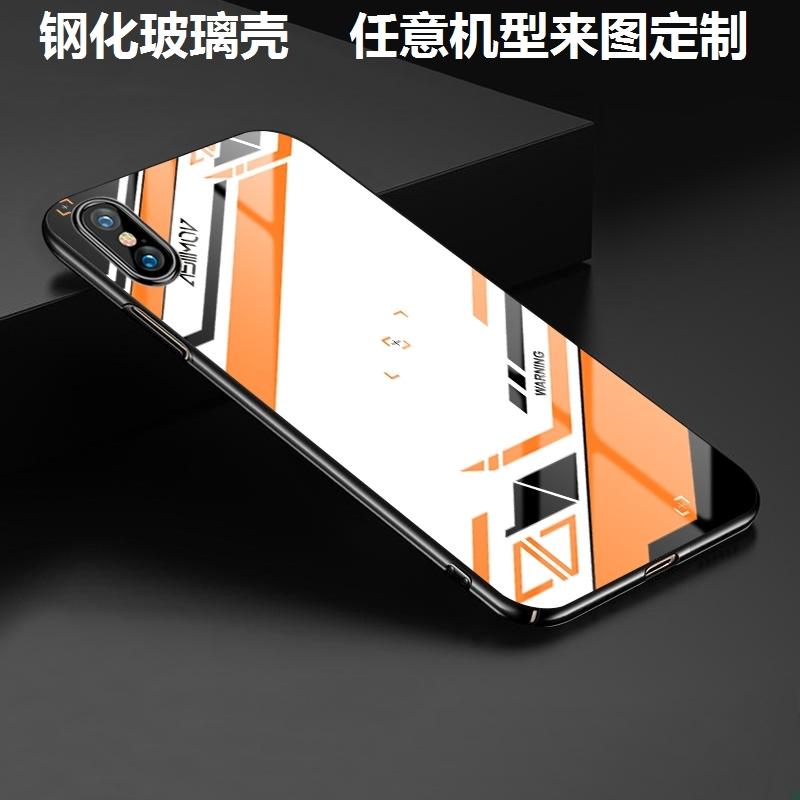 血腥运动二西莫夫CSGO适用于华为荣耀20/v10/8play手机壳玻璃镜面
