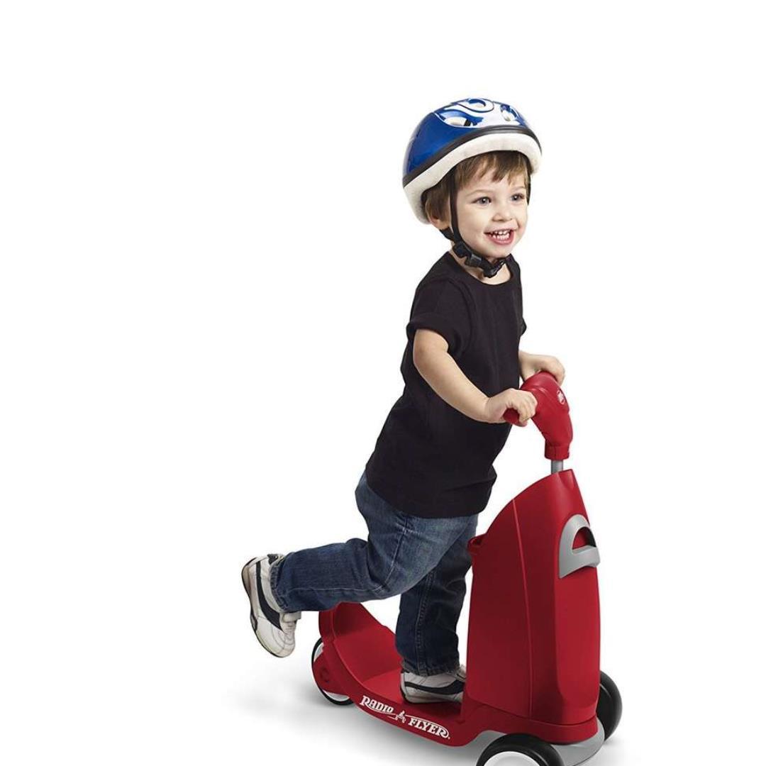 宝宝初学者三合一婴幼儿可坐滑板车券后155.70元