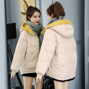 领3元券购买短款冬季2019新款韩版ins面包服