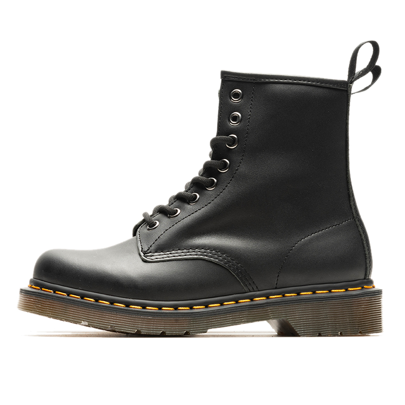 Classic 8-hole Nappa soft leather Martin boots womens English short boots versatile spring and summer thin single breathable Unisex