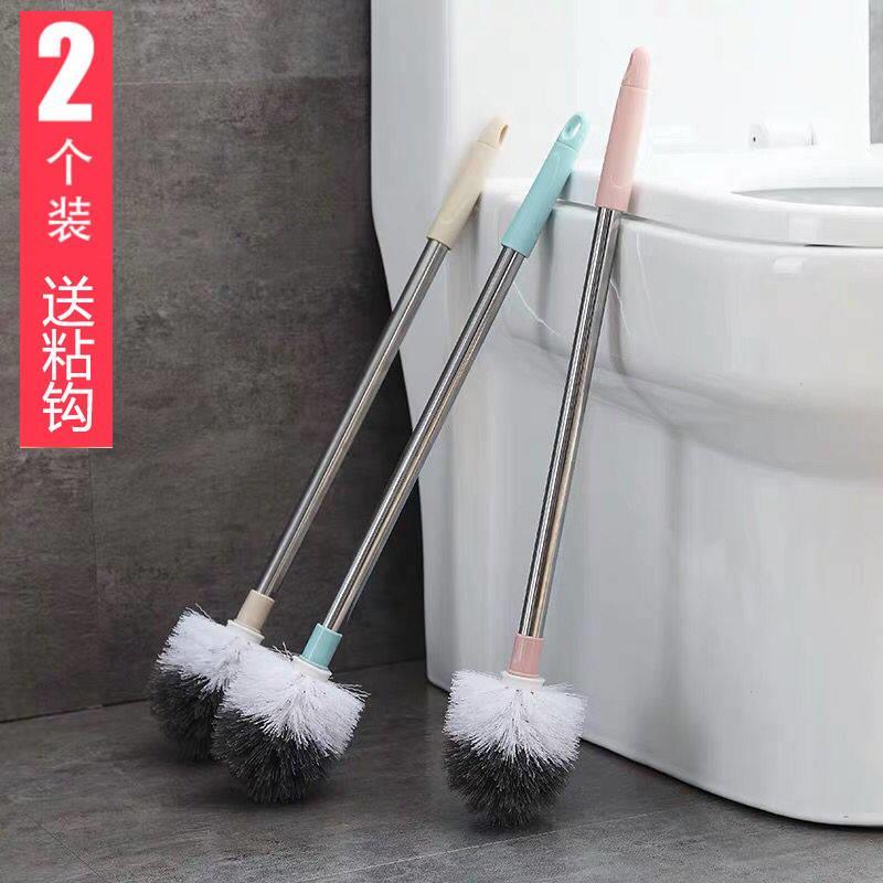 清洁刷厕刷卫生间工具洗厕所刷子蹲便器无死角创意马桶刷加长