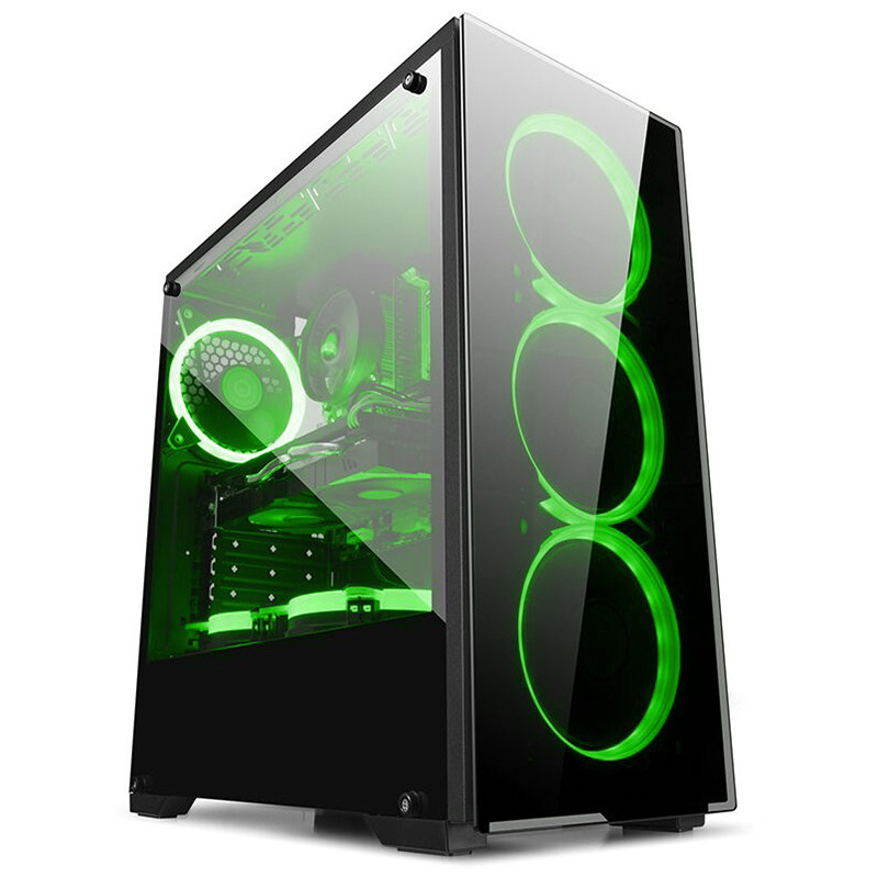 Robin Hood Core i7 9700 / gtx1660ti independent video game chicken eating game desktop computer host rendering multi open studio design live broadcast high-end assembly computer DIY compatible machine