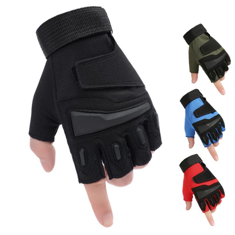 Мужские перчатки без пальцев Артикул 616419513142