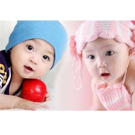 包邮婚房宝宝海报可爱宝宝图片墙贴画胎教海报漂亮女孩图片BB图萌图片