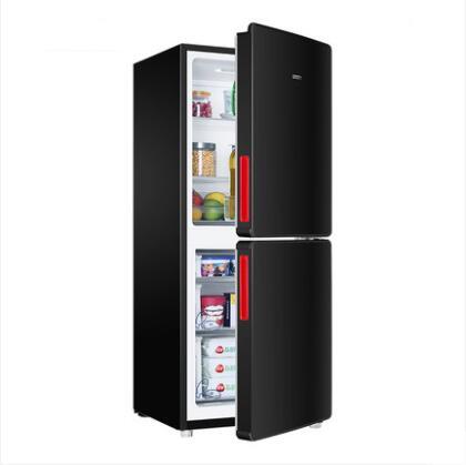 苏宁易购小冰箱小型宿舍租房单双门一级节能车家用电冰箱冷藏冷冻