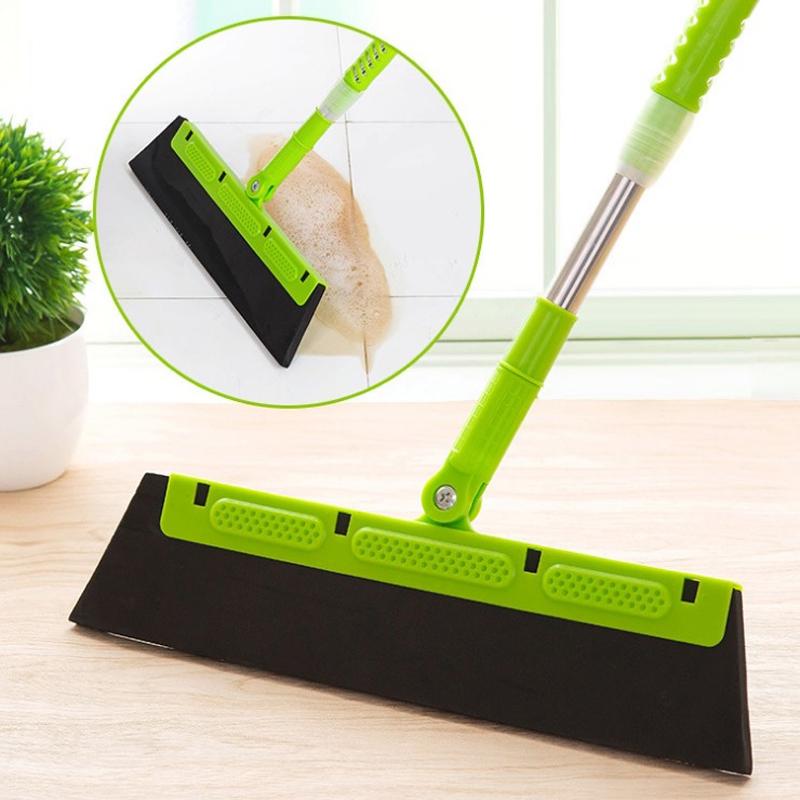 魔法扫把家用玻璃海绵扫水刮水板9.50元包邮