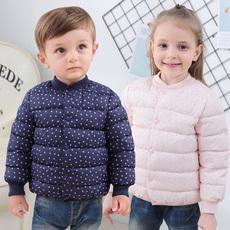 兒童內膽反季棉服
