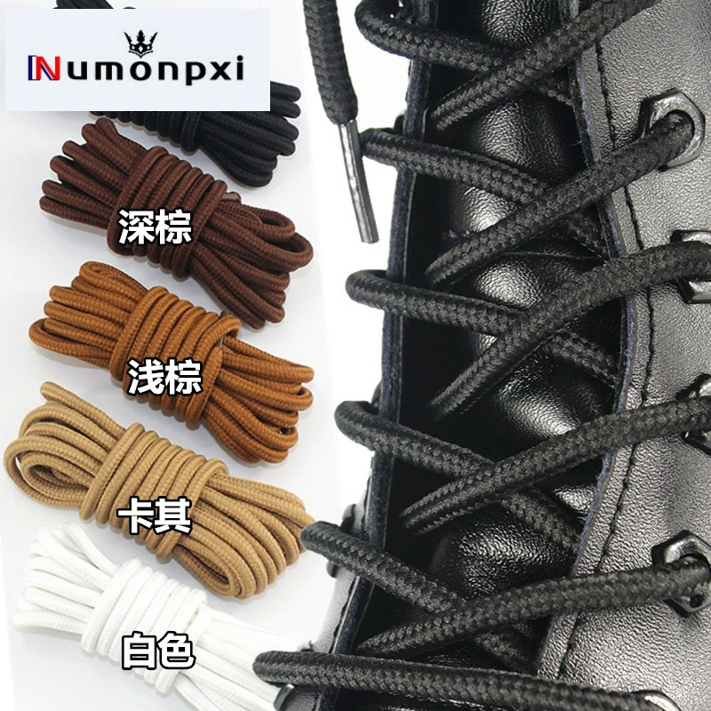 Mens lace round fashion personality extra long high top Martin boots work wear boots big toe shoes black brown outdoor