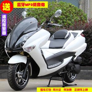 马杰斯特T3摩托车 国四电喷大踏板150CC金浪发动机可上牌踏板车
