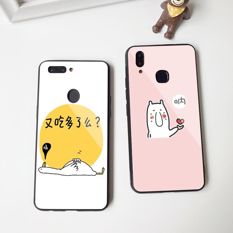 oppoa9玻璃镜面k3全包k1 9x a5手机壳12-01新券