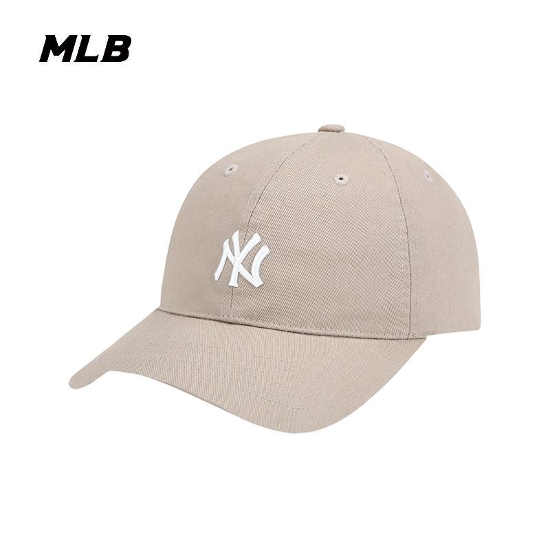 MLB棒球帽弯檐帽街头个性潮流男女NY弯檐帽LA棒球帽遮阳帽韩国