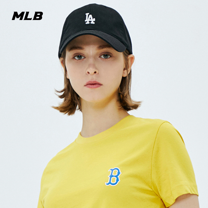 MLB official men's and women's hat NY / La baseball cap retro little logo sports casual cap-32cp77