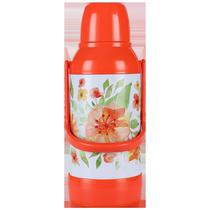 炊大皇不锈钢家用热水壶保温壶大容量暖瓶3.2L超长保温印花烤漆款