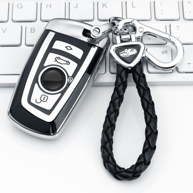 宝马钥匙包新3系5系GT7系X3X4钥匙套壳扣525li男女士320li新款