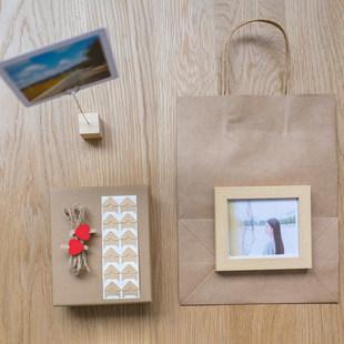 洗照片4寸打印拍立得相片定制情侣闺蜜做晒手机照片冲印6寸礼品盒