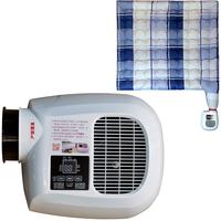睡仙双人床晒被机烘干机家用干衣机速干衣暖被机烘被机杀菌除螨虫