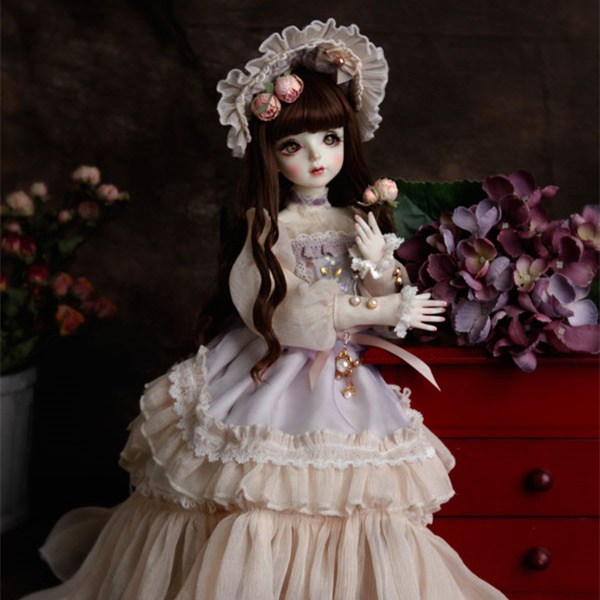 Roland light language clothing 4 points BJD baby clothes Veras baby clothes of doll