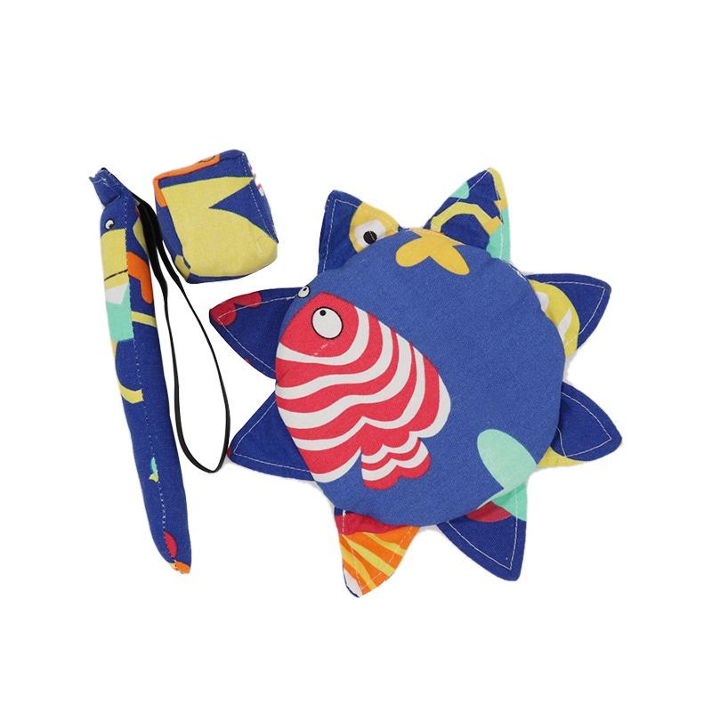 Kindergarten Frisbee sandbag 3-piece sports cloth Frisbee manual outdoor soft fabric tail thickening fabric dance
