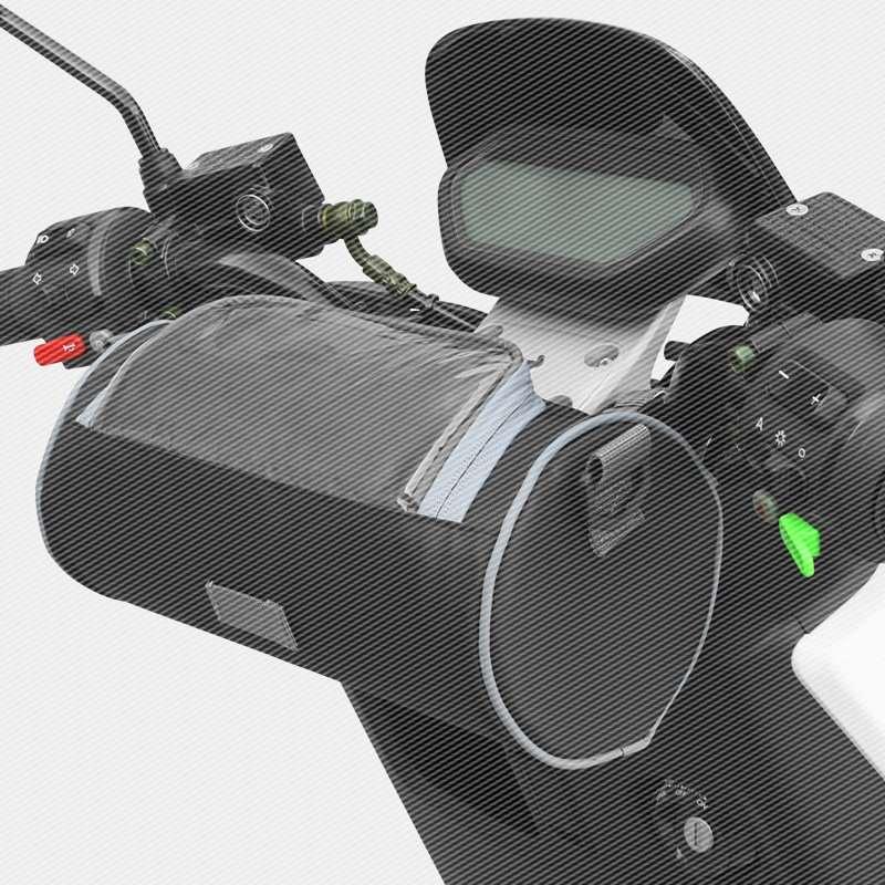 专用于小牛N1s/1/M电动车车头包收纳置物包储物袋+s改装配件,可领取元淘宝优惠券