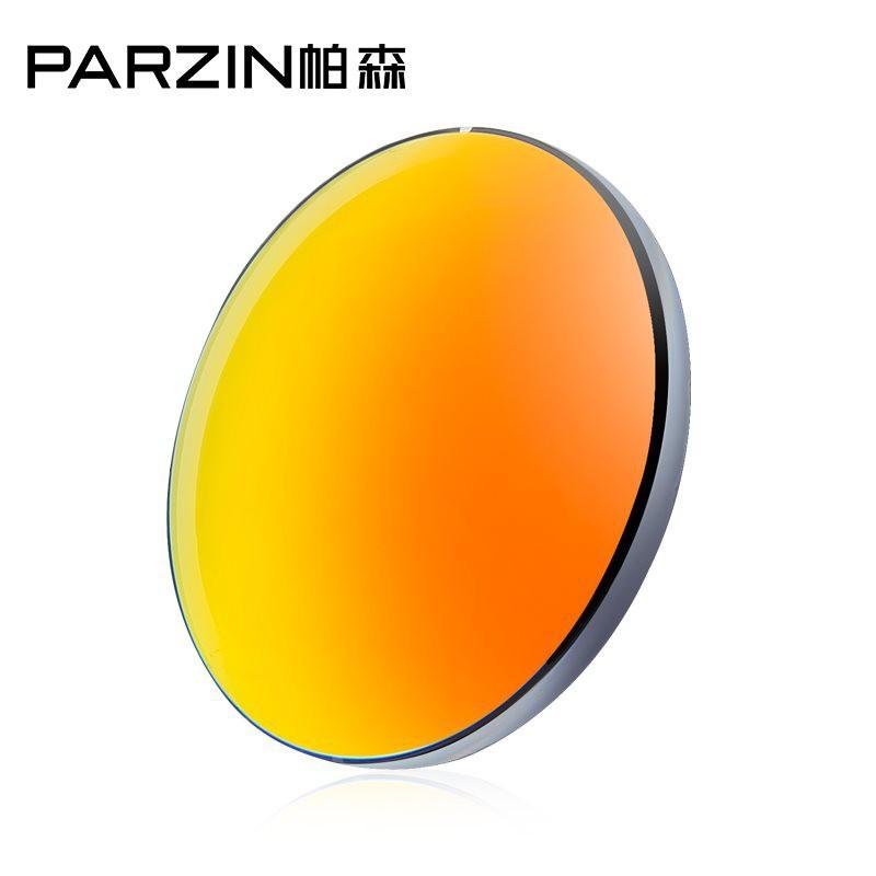 品牌高档新品 近视偏光太阳镜片 炫彩膜司机近视太阳眼镜片 2
