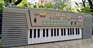 高档永美电子琴37键多功能儿童益智钢琴带麦克风电源初学者乐器玩