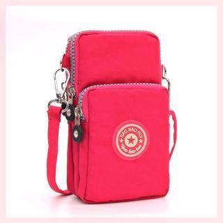皮带链条复古百搭腰包女包钱包手机包时尚斜挎时尚散步中老年同款