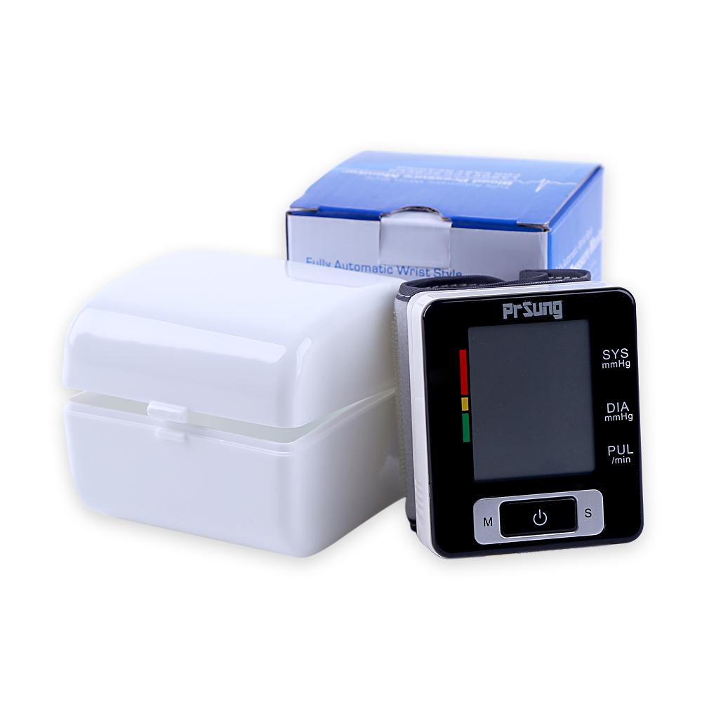 促销外贸商品美国品牌电子测压仪血压家用精准手腕血压计高精准