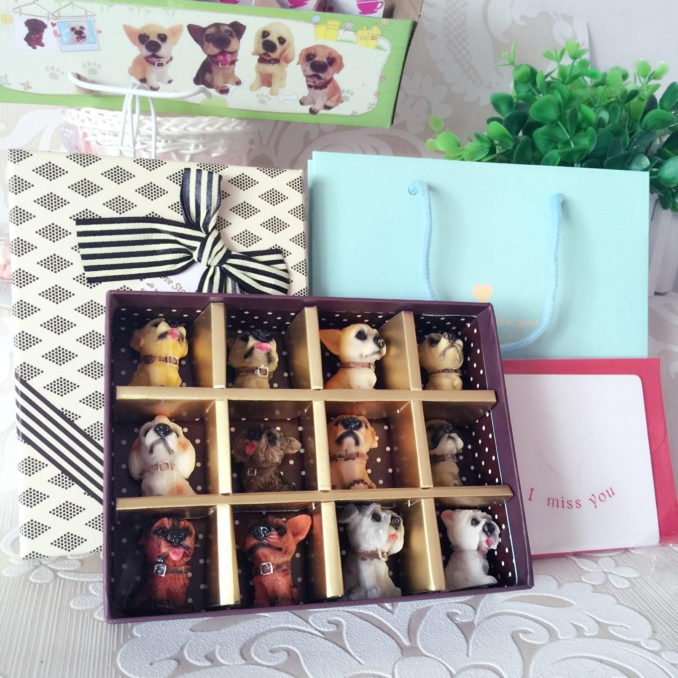 女生生闺蜜友情实用18岁新奇生日礼物女送男12名犬送创意同学礼品