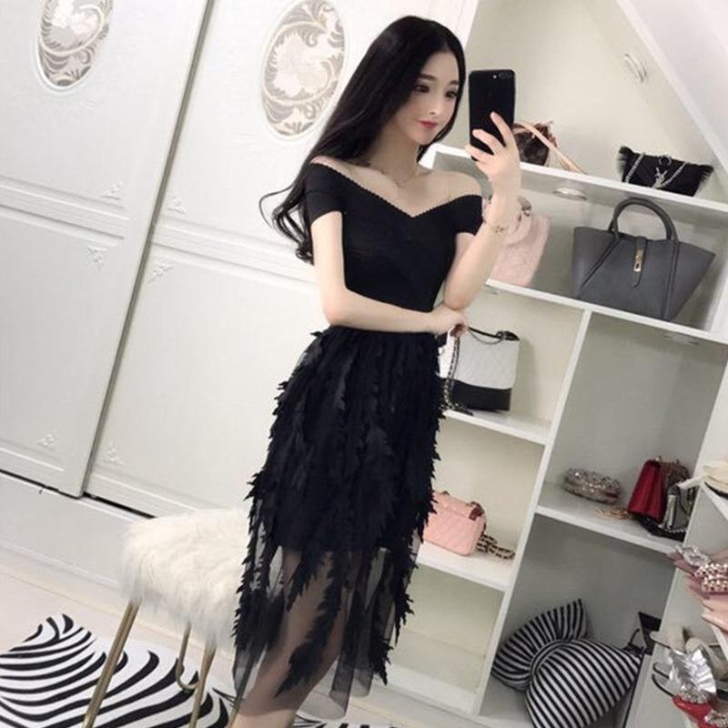 New sexy nightclub womens dress