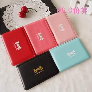 12位卡包韓國卡包T優質韓版蝴蝶結卡包贈品不
