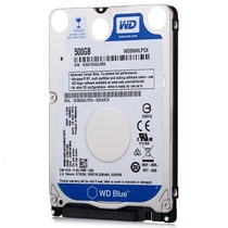 WD West data WD5000LPCX notebook hard disk Blue disk 2.5 500G 5400 turn 16M