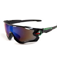 骑行眼镜新款公路骑行眼镜户外运动男士墨镜时尚抗压酷望太阳镜酷