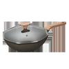 厨之翼麦饭石八角家用无涂层不粘锅质量怎么样
