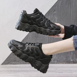 运动老爹鞋女2020春季新款百搭秋冬学生黑色女鞋网红鞋子ins潮鞋