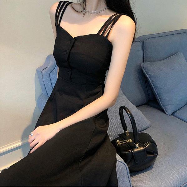 性感吊带裙2021夏季新款露背收腰显瘦 券后59元