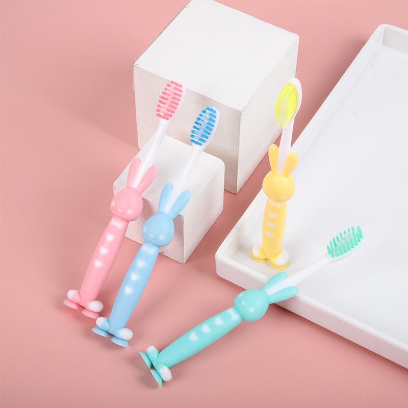 寻物日式儿童牙刷软毛3-12岁